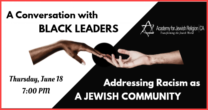 Conversation with Black Leaders Event