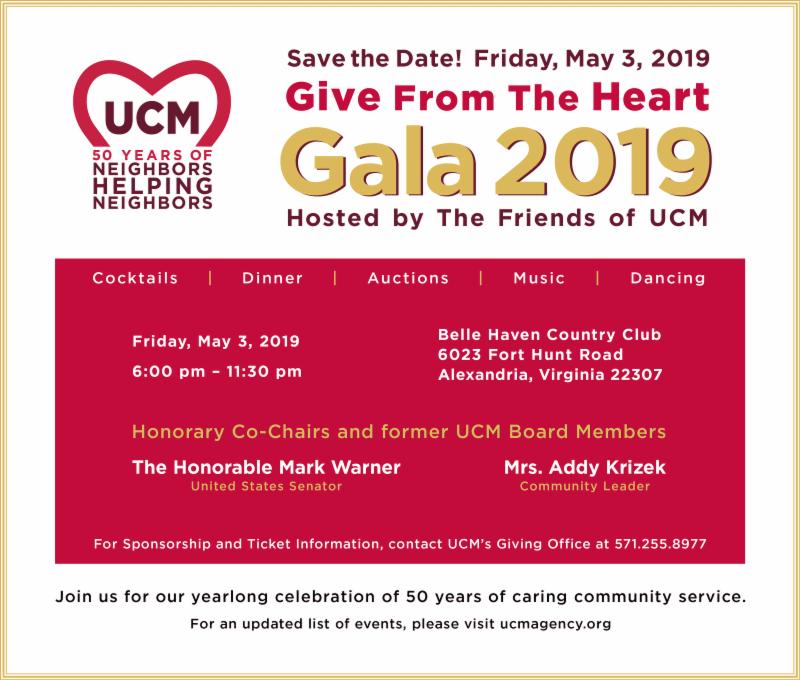 UCM Gala 2019