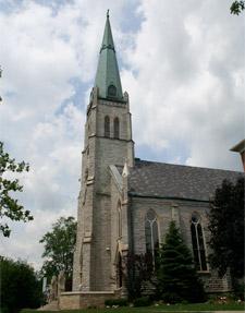 Church sideview