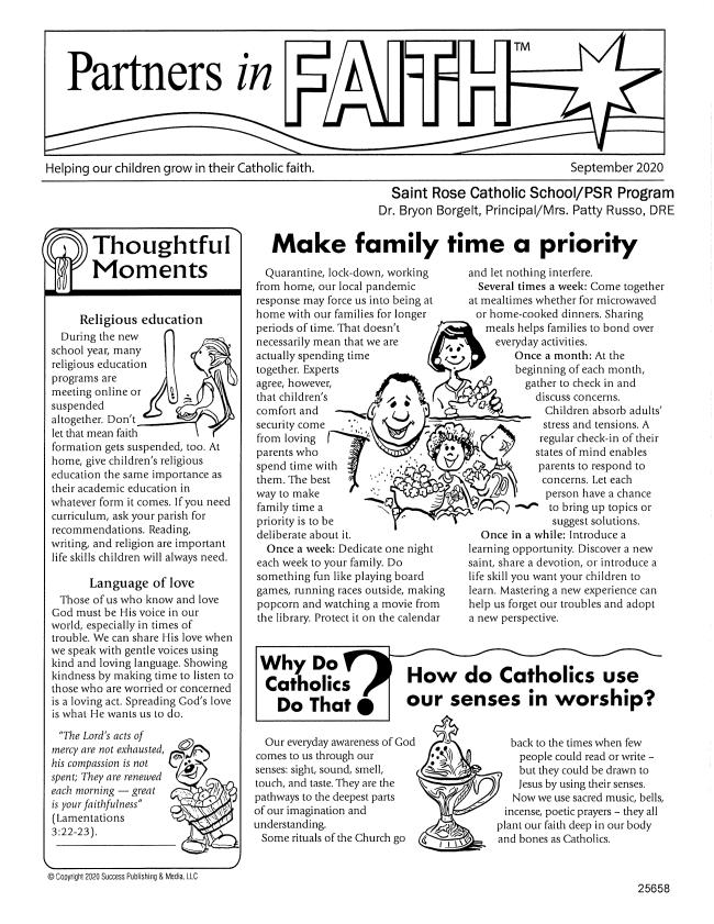 Partners in Faith