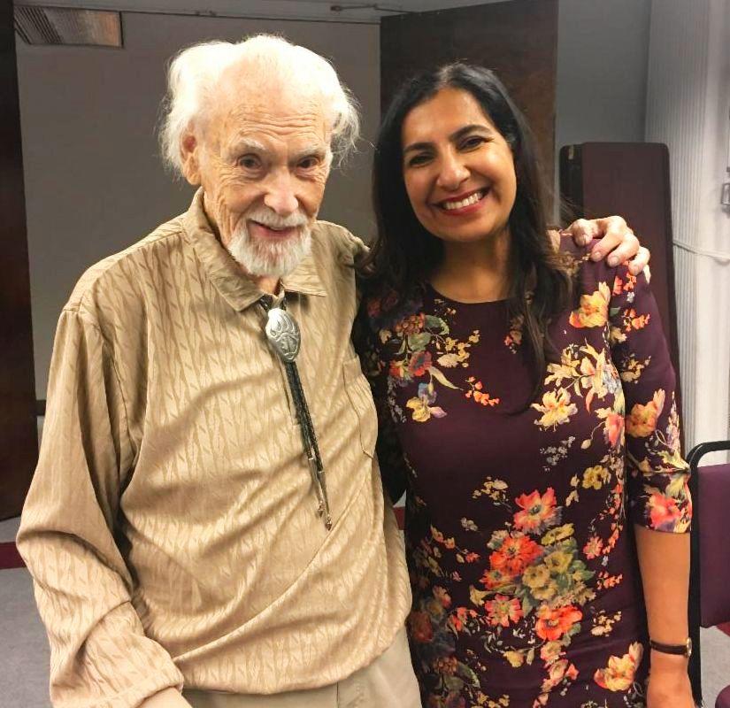 Dr. Martin Kassell and Dr. Gurjot Marwah 2018