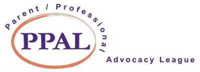 Parent/Professional Advocacy League