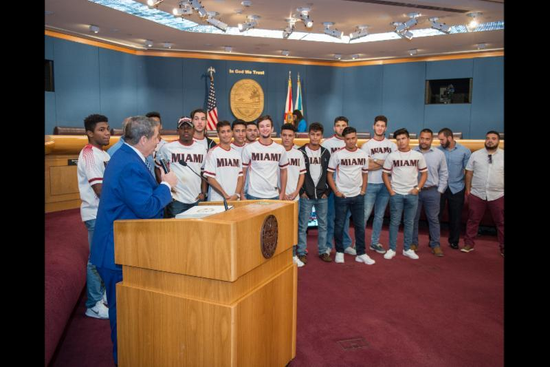 July News From Your Commissioner Jose Quot Pepe Quot Diaz