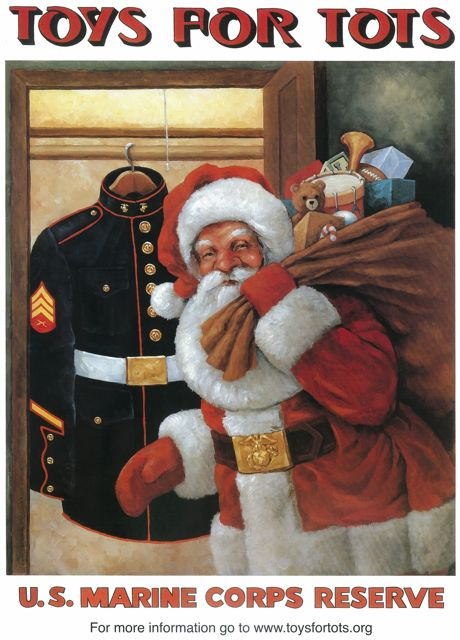Toys for Tots Poster Use Image