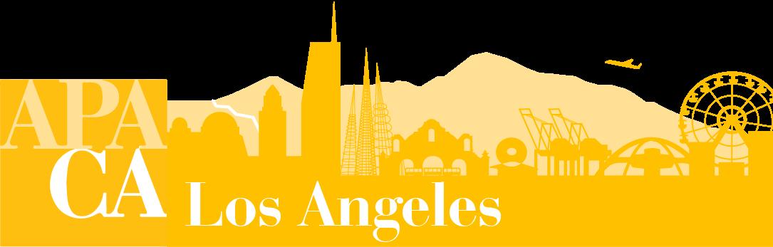 New APA Los Angeles Logo
