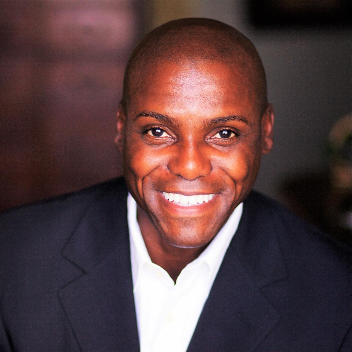 Carl Lewis - speaker at WHAM luncheon