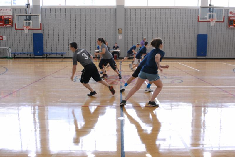 Corporate Challenge Dodgeball