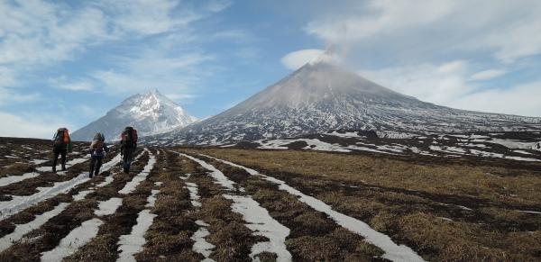 Kamchatka Mountaineering