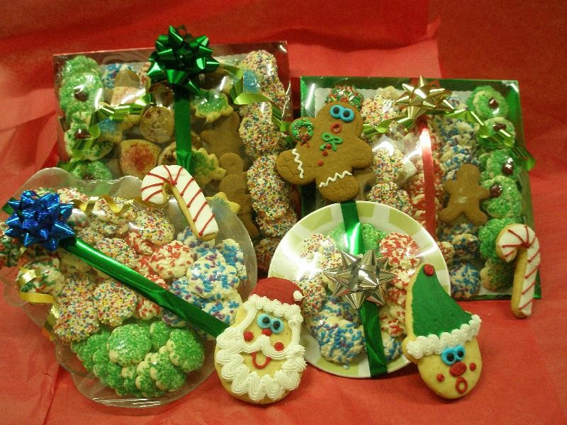 Christmas Cookie Trays.Christmas 2016 Order Guide Website