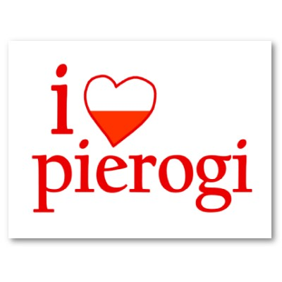 I love Peirogi