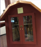 BWRSD Little Free Library
