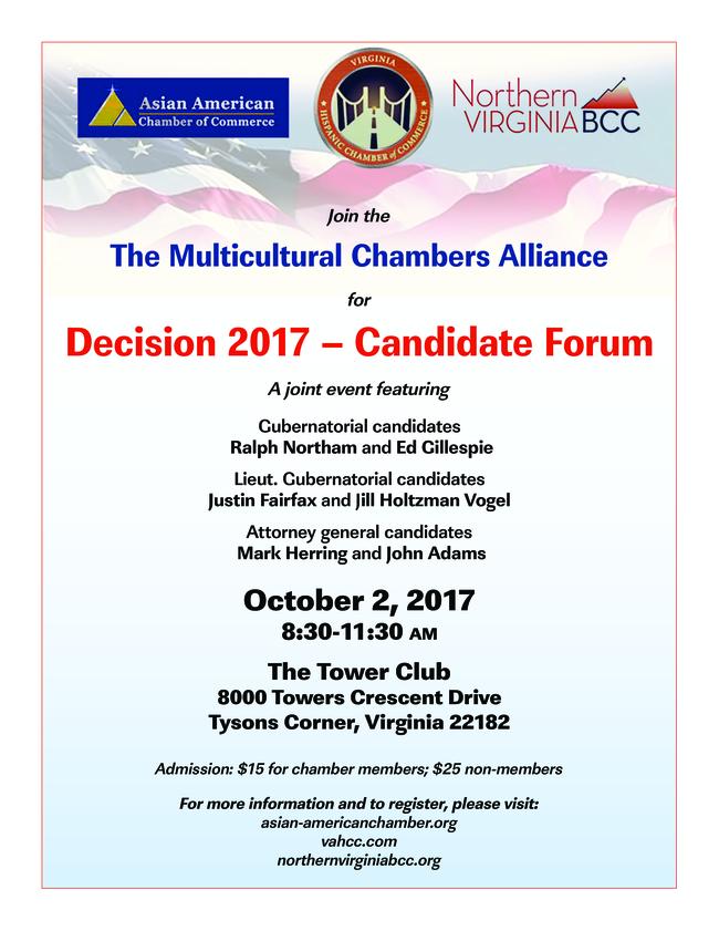 Northern VA Black Chamber of Commerce News & Highlights!