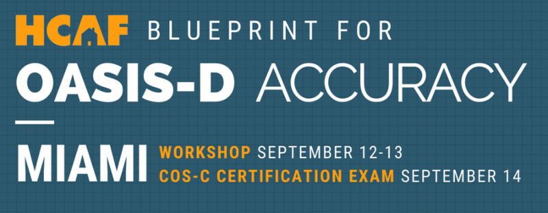 2 Weeks Away: Two Full Day OASIS-D Workshop & Certification Exam in ...