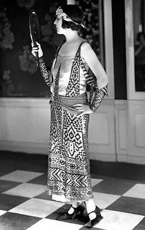 1920s Egyptian Revival