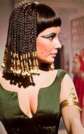 Elizabeth Taylor as Cleopatra _1963_