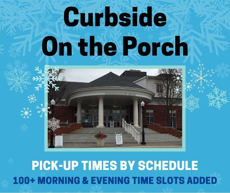 Jan 2021 Curbside Pick-Up