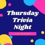 Thursday Trivia Night