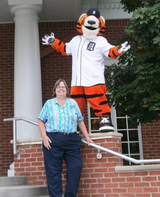 Tony the Tiger at the PDL
