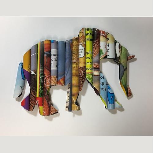 Rolled Elephant