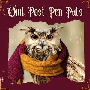 Owl Post Pen Pal