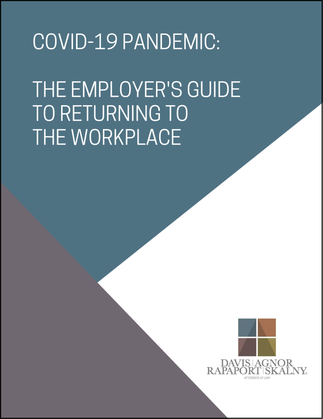 Cover Return to Work