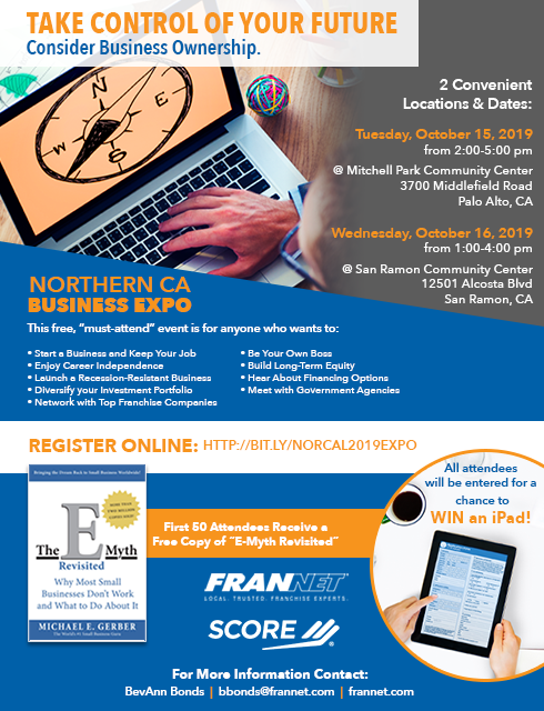 NorCal Franchise Business Expo