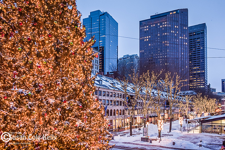 Christmas In Boston Massachusetts.Check Out These Boston Locations To Get In The Holiday