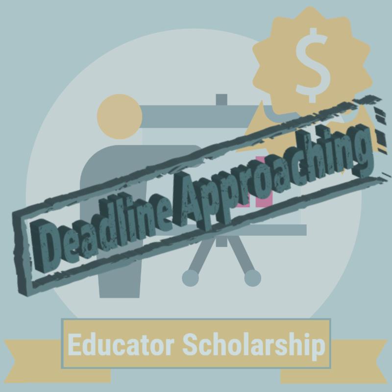Jumpstart Educator Scholarship Deadline Approaching
