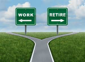 Work and retire crossroads image