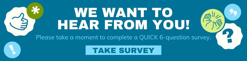 Take the AF Survey