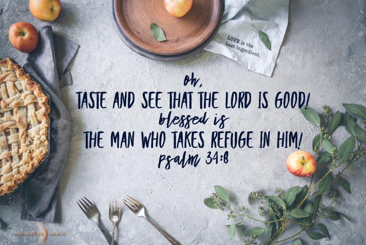 psalm 34 8