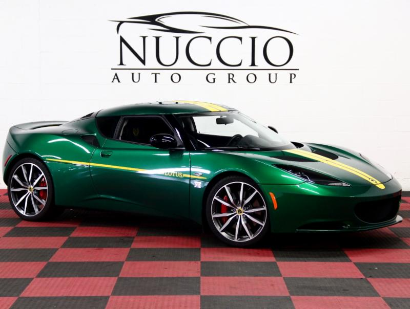 2011 Lotus Evora S Heritage Racing Edition Motorsport Green Met