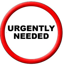 urgent casino volunteers needed