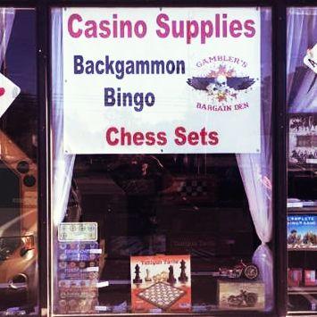 Gamblers Bargain Den