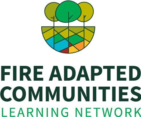 Fire Adapted Communities Learning Network Logo