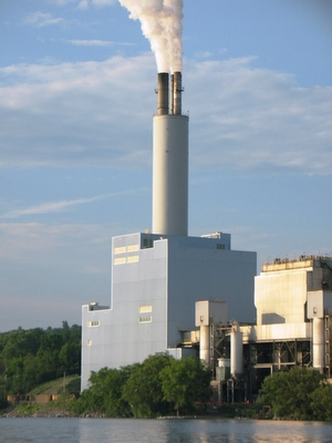 Cayuga Power Plant