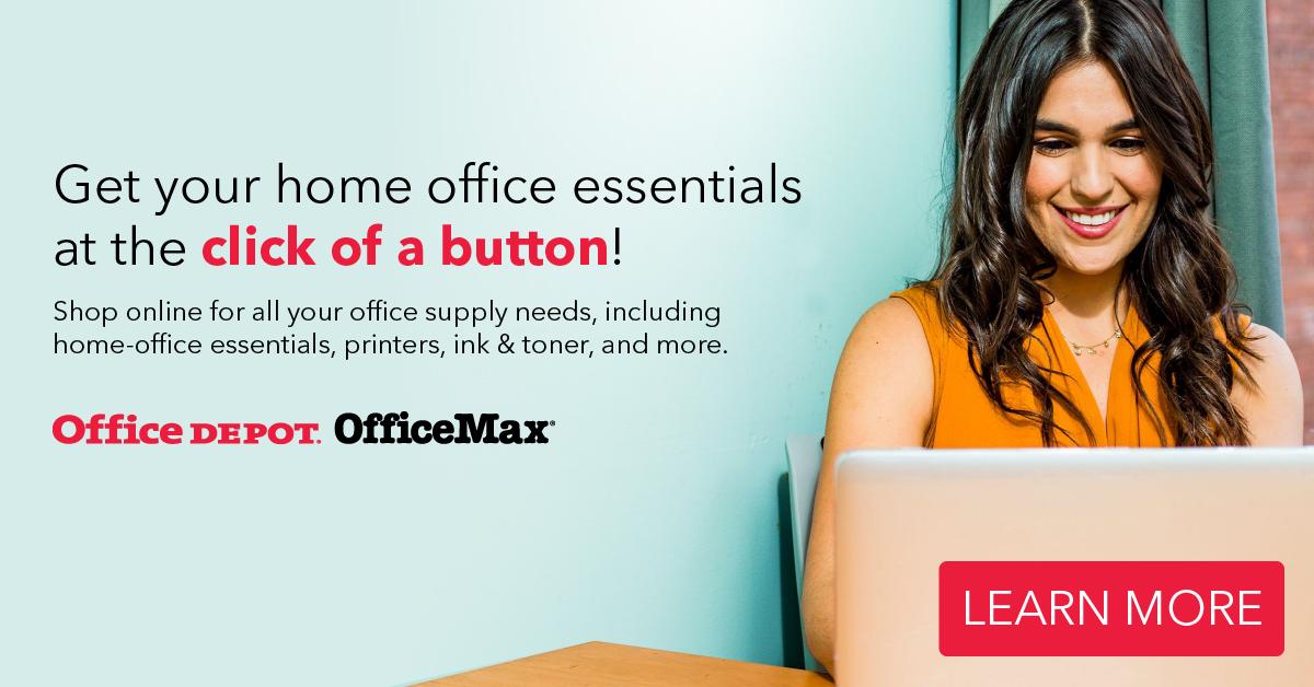 Member Benefit Office Depot Office Max