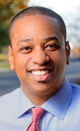 Lt. Gov. candidate