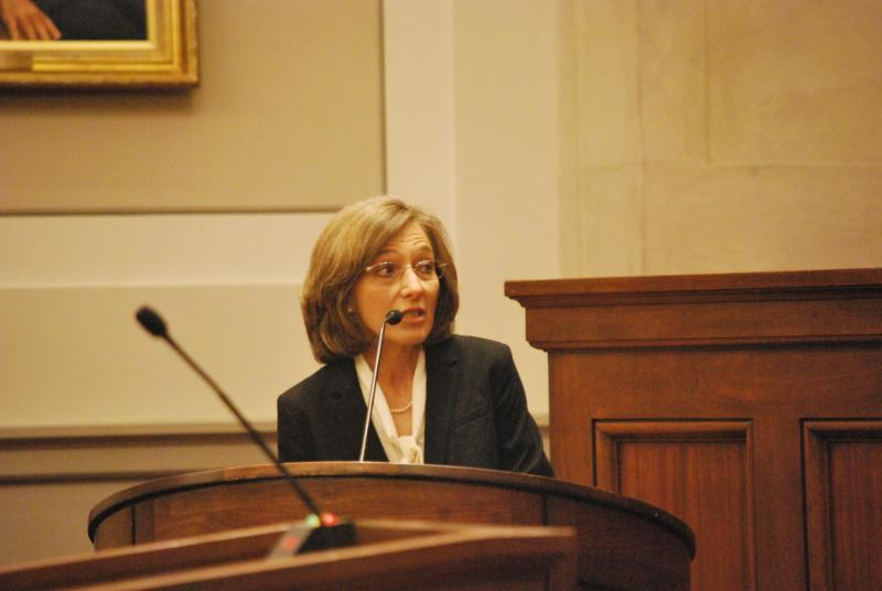 The Honorable Cynthia Kinser-July 2017 Voice
