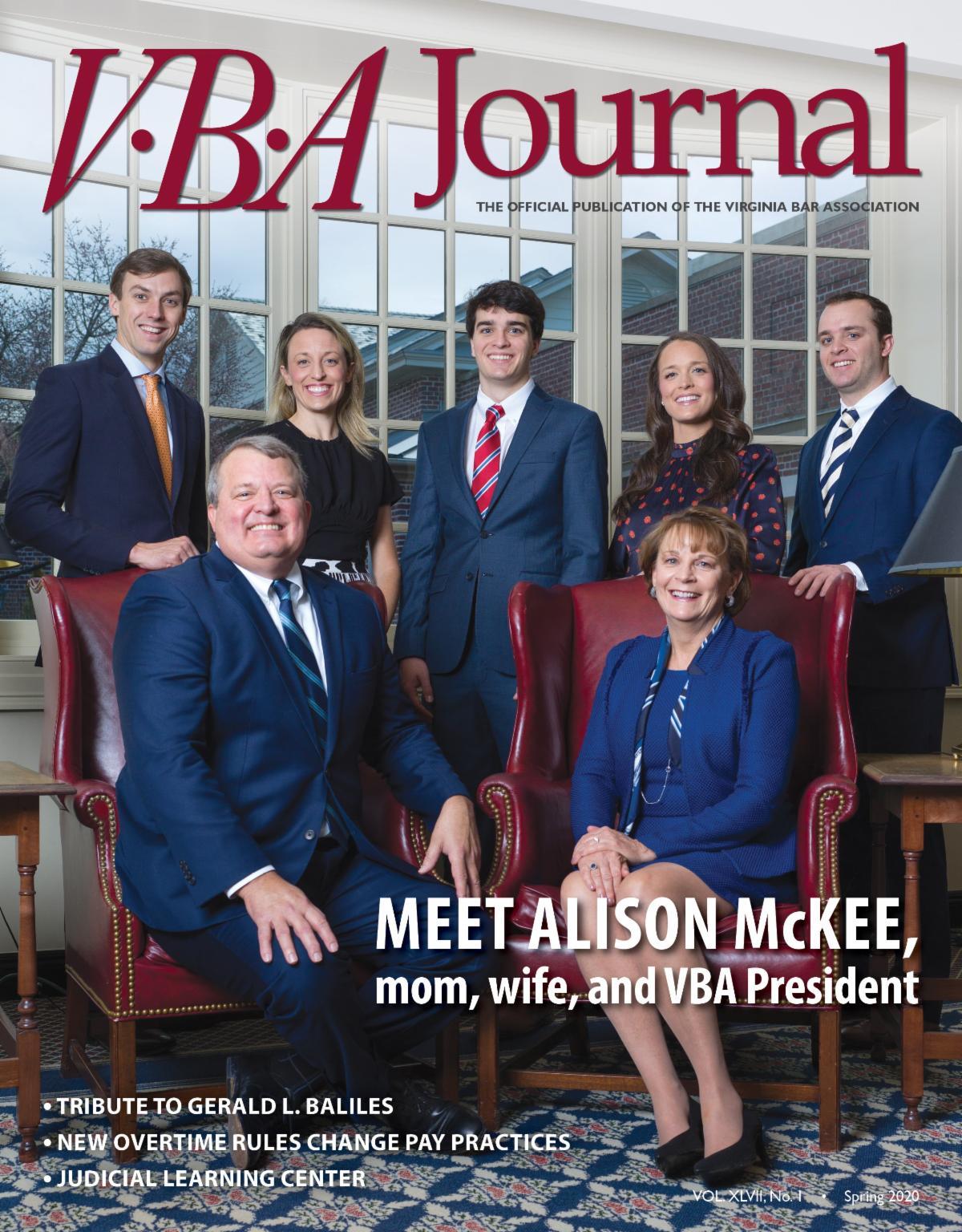 VBA Journal Spring 2020