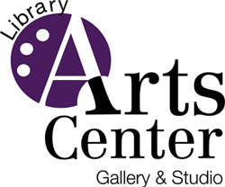 library arts center logo