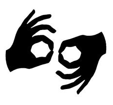 Interpreter Hands