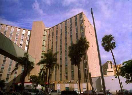 Miami Dade County Jail building