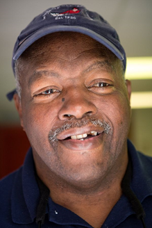 Head shot of Larry McDowell smiling