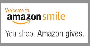 Amazon smile logo.