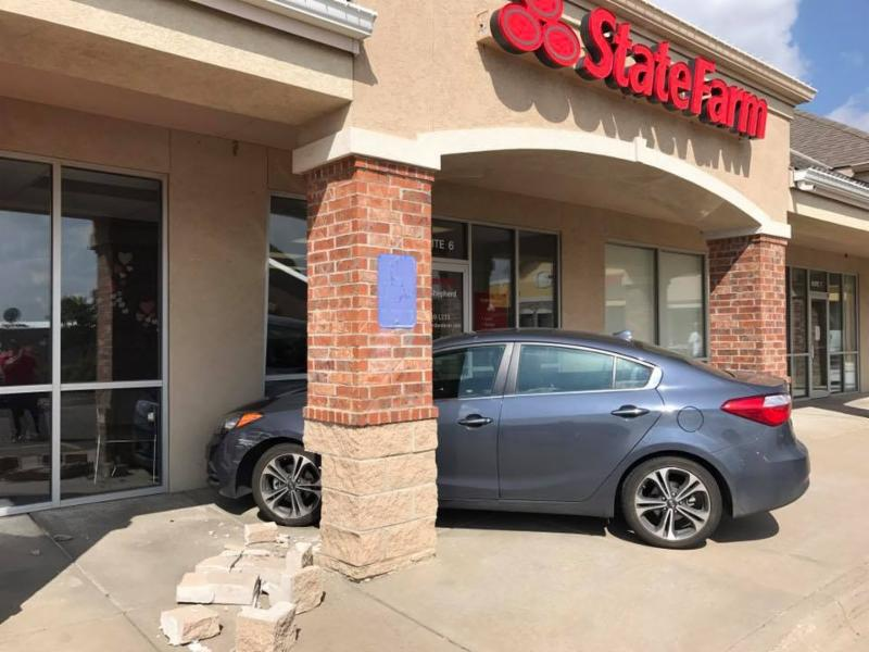 State Farm Report Accident >> Morning Report Accident State Farm Gad Parking