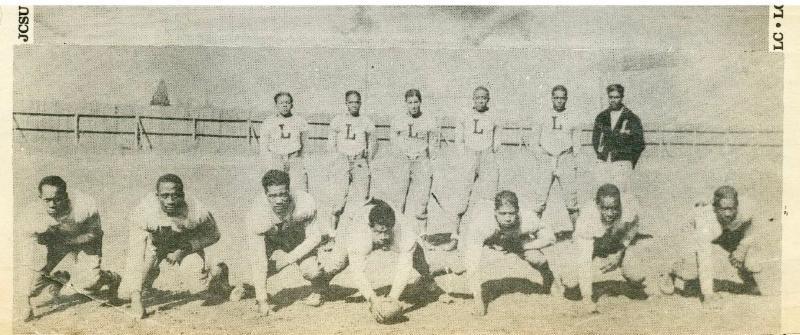 LC Football Team