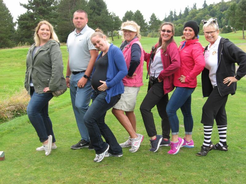 Annual Chamber Golf Tournament Team Photo