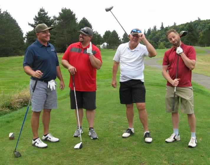 Gresham Sanitary Solutions 2016 Golf Team