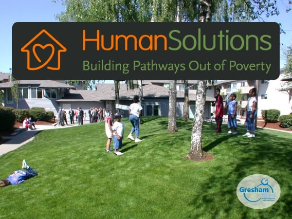 Gresham Area Networking Meeting hosted by Human Solutions